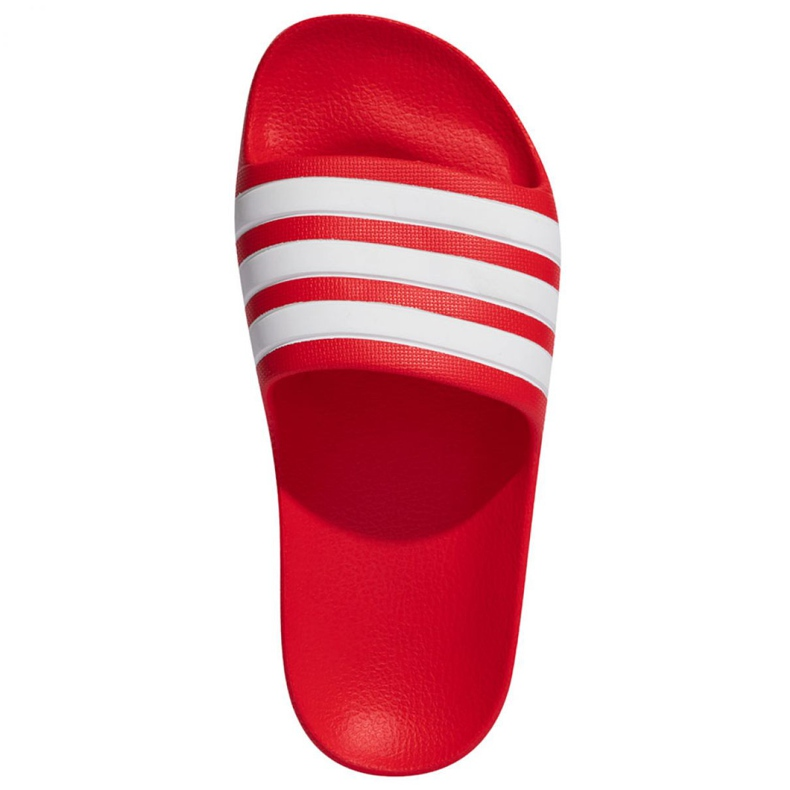 Papuci Adidas Adilette Aqua FY8066 roșu albastru marin