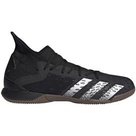Ghete de fotbal Adidas Predator Freak.3 În FY1032 negru negru