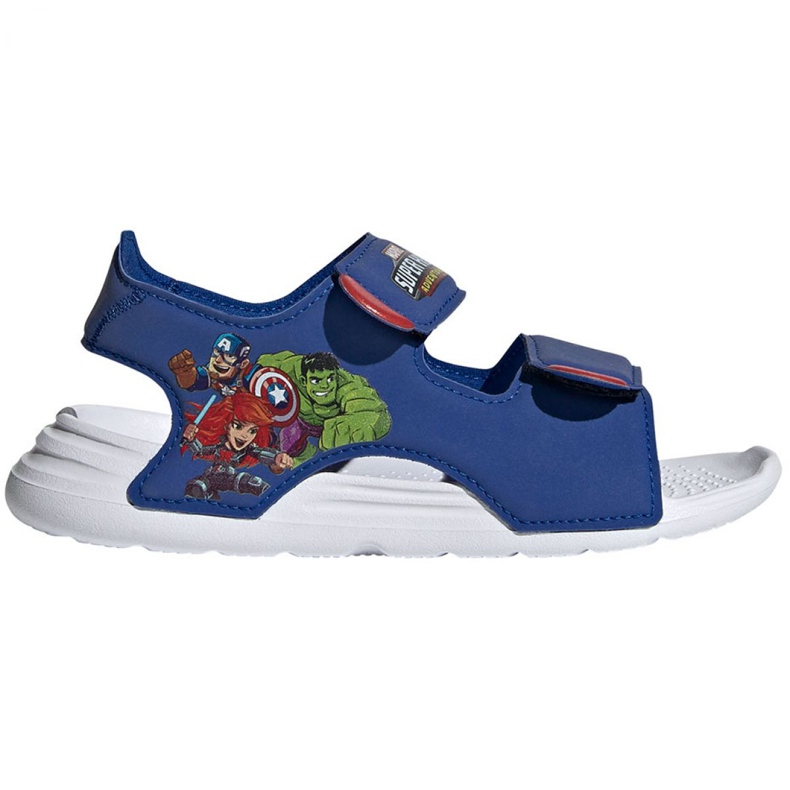 Sandale adidas Swim Sandal C Jr FY8938 albastru marin