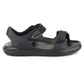 Crocs Swiftwater Jr 206267-0DD negru
