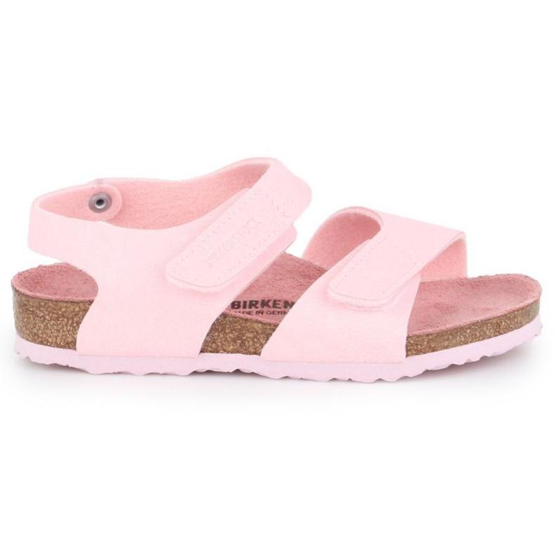 Birkenstock Palu Kids Logo Bs 1015409 roz
