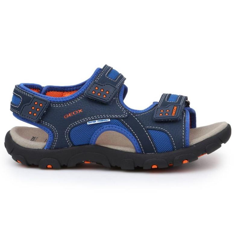 Sandale Geox S Strada B Jr J9224B-014CE-C0659 albastru marin albastru