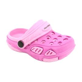 Papuci Aqua-speed Lido, col 03 roz