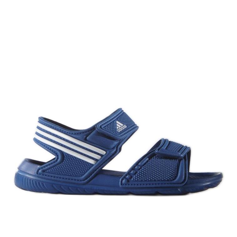 Sandale Adidas Akwah 9 Jr S74649 albastru