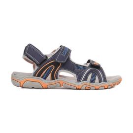 Vices Vici 5SD9150-179-bleumarin / portocaliu albastru marin portocale