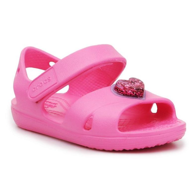 Crocs Classic Cross Strapcharm Sandal Jr 206947-669 roz