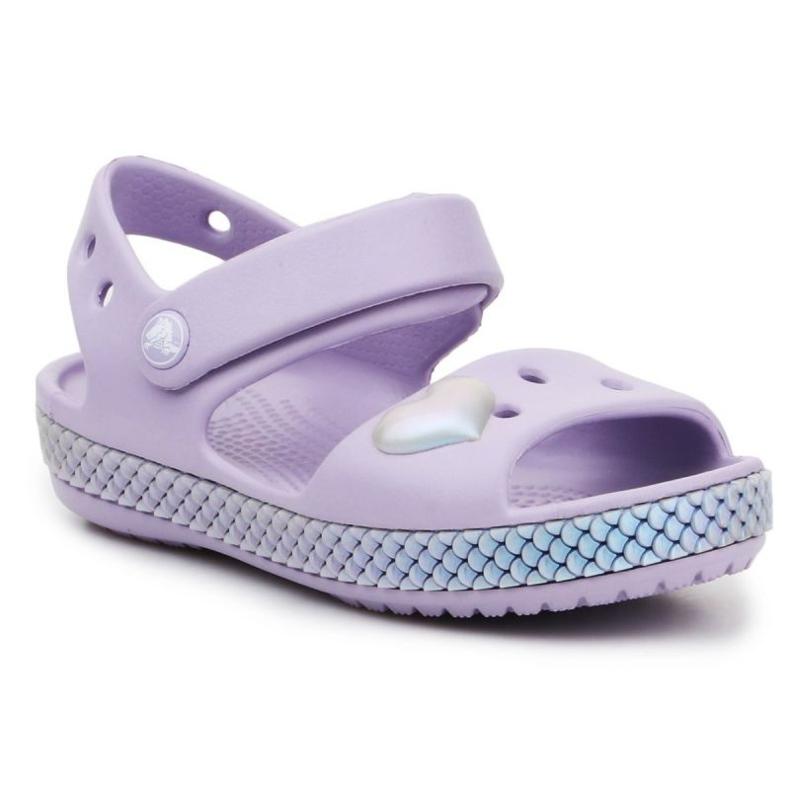 Sandală Crocs Crocband Imagination Ps K 206145-530 violet