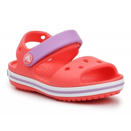 Crocs Crocband Sandal Kids 12856-6SL roșu violet