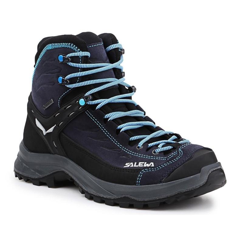 Salewa Ws Hike Trainer Mid Gtx W 61342-2242 negru bleumarin