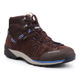 Pantofi Garmont Santiago Gtx M 481240-217 maro albastru