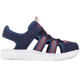 Pantofi Kappa Kyoko Jr 260884K 6744 albastru marin