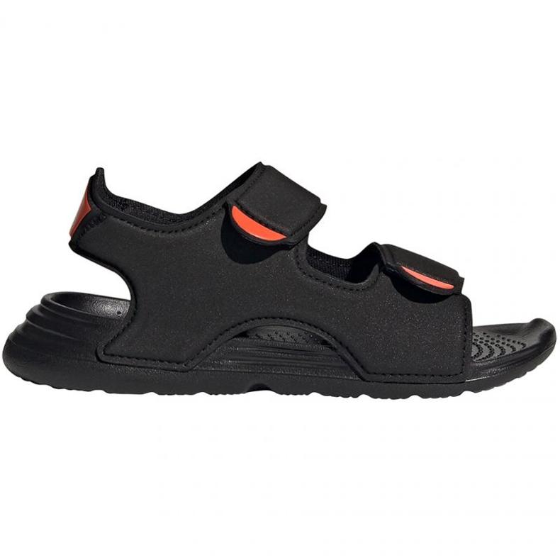 Sandale Adidas Jr FY8936 negru