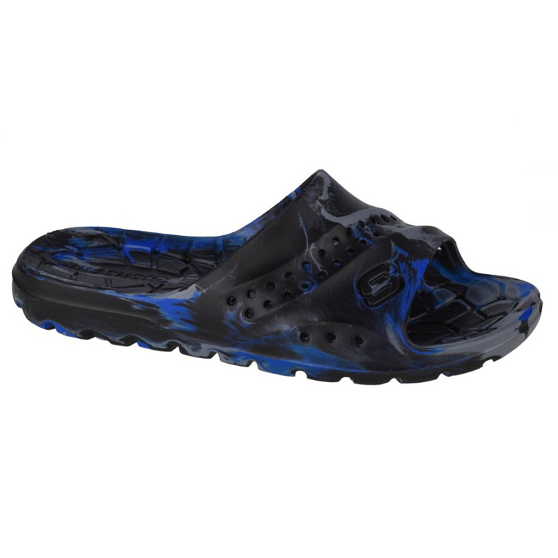 Skechers Hogan-Aqua Spurt Jr 92118L-BKRY negru