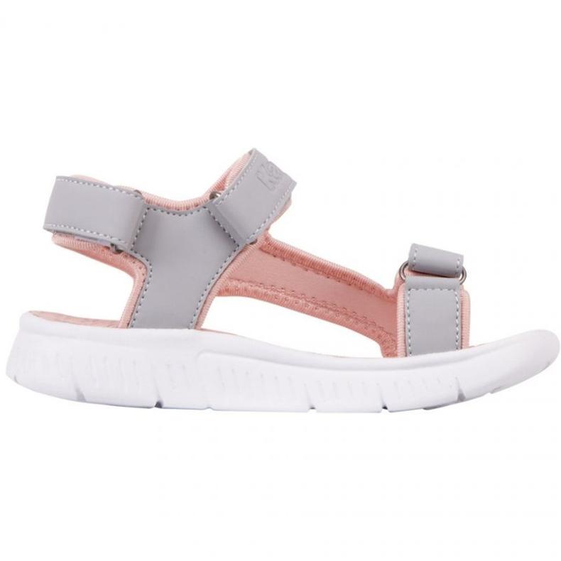 Sandale Kappa Kana Jr 260886K 1421 roz gri