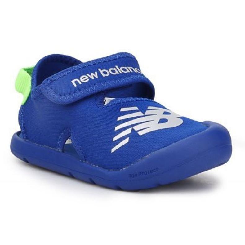 Sandale New Balance Jr Iocrsrrb negru albastru