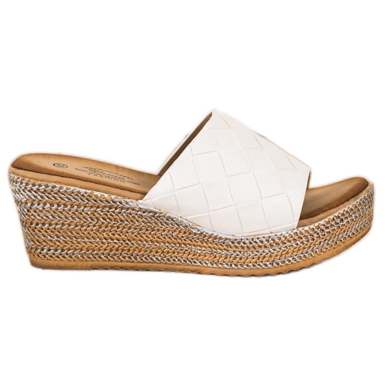 Bona Flip Flops alb