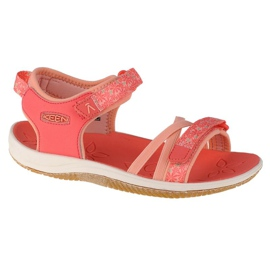 Sandale Keen Verano Jr 1024832 albastru roz