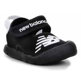 Sandale New Balance Jr Iocrsrbk alb negru