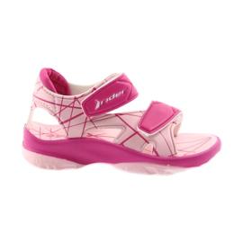 Pantofi pentru copii Sandale roz pentru încălțăminte pentru copii Rider 488