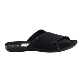Pantofi pentru bărbați Adanex 20310 negru