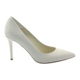 Pantofi Gianmarko 721 bej maro