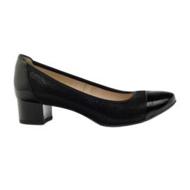 Negru Pantofi pentru femei Gamis 1810 black