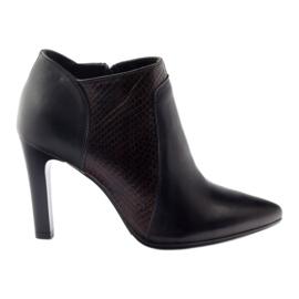Espinto 107/30 cizme pentru femei negre