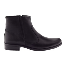 Bărbați cizme de iarna Tur 268 negru