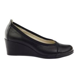 Pantofi pentru tocuri Gregors 624 negru