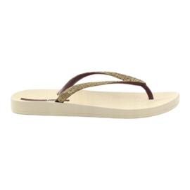 Flip flops Ipanema 81927 aur