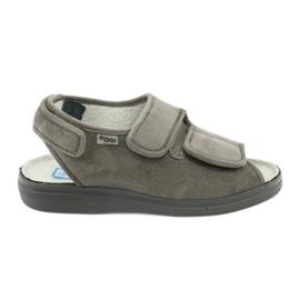 Sandale pentru diabetici Befado 676d006 gri