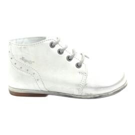 Gri Argintul Hugotti a legat pantofii din piele