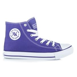 New Age Pantofi adulți de vârstă nouă violet