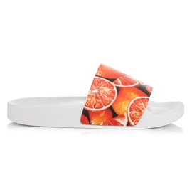 Vices Citrice Papuci portocaliu