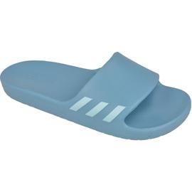 Albastru Pantofi Adidas Aqualette W CG3054