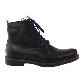 Glezna cizme Nikopol 660 negru