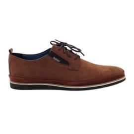 Pantofi pentru bărbați Badura 7758 maro