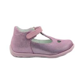 Ren But roz Ren pantofi 1467 balerine de heather
