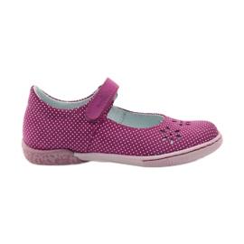 Pantofi pentru fete ballerinas Ren But 3285