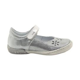 Gri Pantofi pentru fete ballerinas Ren But 3285