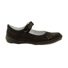 Negru Pantofi pentru fete ballerinas Ren But 4351