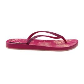 Flip-flop pentru femei Ipanema 82279 roz