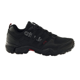 Pantofi sport Atletico 8003 negri negru