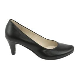 Gregors 465 pantofi de afaceri negru