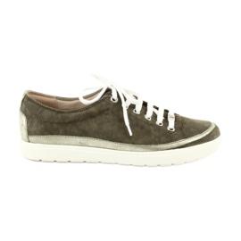 Pantofi de pantofi de pantofi de la Caprice 23654 verde