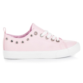 Seastar Pantofi decorativi roz
