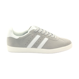 Pantofi sport clasic Mckey 135 gri