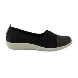 Pantofi foarte confortabili Aloeloe negru