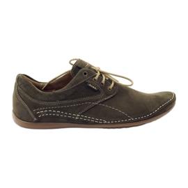 Verde Pantofi pentru bărbați Riko 844