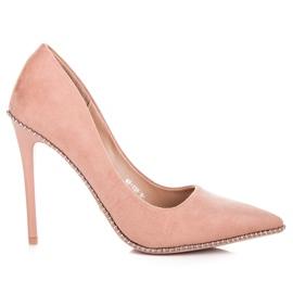 Seastar Modă Pins Pulberi roz